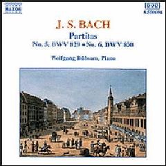 Wolfgang Rubsam - Partitas Vol. 3 (CD)