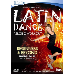 Latin Dance Aerobic Workout: Beginners and Beyond (DVD)