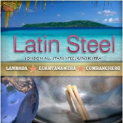 London All Stars Steel Orchestra - Latin Steel (CD)