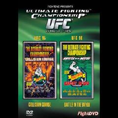 Ufc 15 & 16 Double Set (2 Discs -) - (Import DVD)
