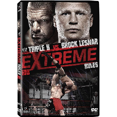 WWE: Extreme Rules 2013 - (Import DVD)