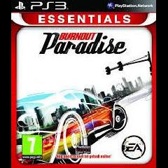 Burnout Paradise - Essentials (PS3)
