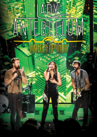 Lady Antebellum - Wheels Up Tour (DVD)