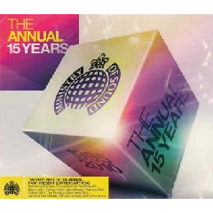 Ministry Of Sound - The Annual 15 Years (CD)