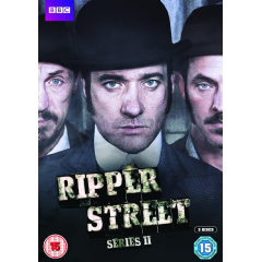 Ripper Street - Series 2 - Complete (DVD)