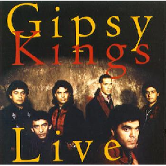 Gipsy Kings - Live (CD)