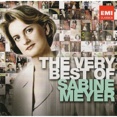 Sabine Meyer - Very Best Of Sabine Meyer (CD)