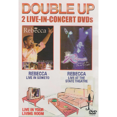 Rebecca - Live In Soweto / Live At The State Theatre (DVD)