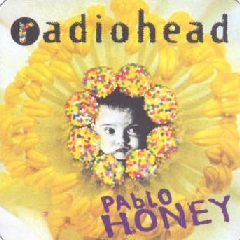 Radiohead - Pablo Honey (CD + DVD)
