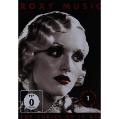 Roxy Music - The Thrill Of It All (1972-76) (DVD)
