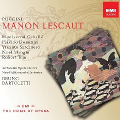 Opera Series:Puccini Manon Lescaut - (Import CD)