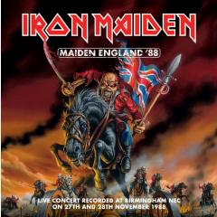 Iron Maiden - Maiden England '88 (CD)