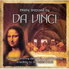 Music Inspired By Da Vinci - Various Artists (CD)