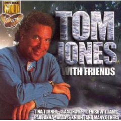 Jones, Tom - With Friends (CD)