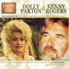 Parton, Dolly / Kenny Rogers - Dolly Parton & Kenny Rogers (CD)