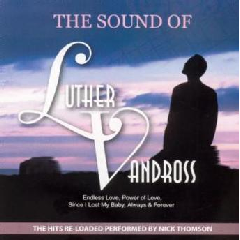 The Sound Of Luther Vandross - Various Artists (CD)