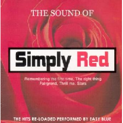 The Sound Of Simply Red - Various Artists (CD)