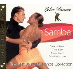 Let's Dance - Samba - Various Artists (CD)
