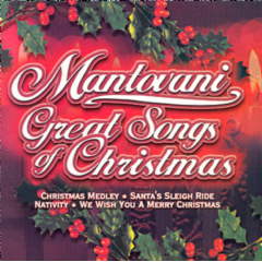 Mantovani - Great Songs of Christmas (CD)