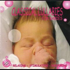 Classical Lullabies For Babies - Various Artists (CD)