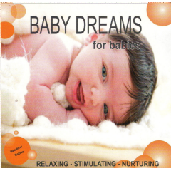 Healing Deep - Baby Dreams For Babies (CD)