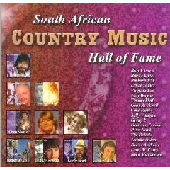 South African Country Music Hall Of Fame - Various Artists (CD)