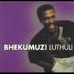 Bhekumuzi Luthuli - Umaliyavuza (CD)
