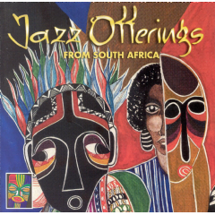 Jazz Offerings From S.A. - Various Artists (CD)