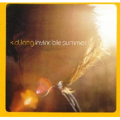 Kd Lang - Invincible Summer (CD)