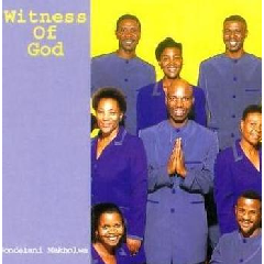 Witness Of God - Sondelani Makholwa (CD)