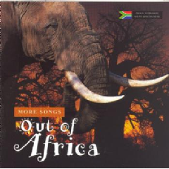 More Songs Out Of Africa - Various Artists (CD)