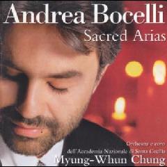 Andrea Bocelli - Sacred Arias (CD)