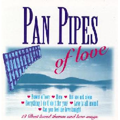 Panpipes Of Love - Various Artists (CD)