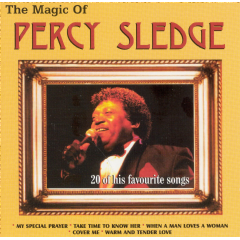 Percy Sledge - Magic Of Percy Sledge (CD)