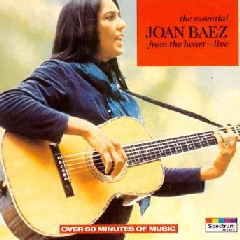 Joan Baez - Essential Joan Baez - From The Heart Live (CD)