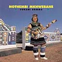 Nothembi Mkhwebane - Vukani Bomma (CD)
