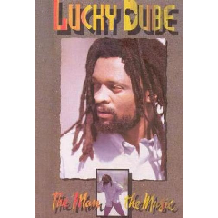 Lucky Dube - The Man Behind the Music (DVD)