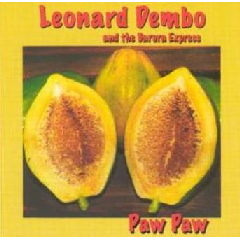 Leohard Dembo And The Barura - Paw Paw (CD)