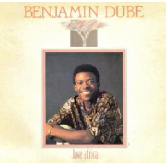 Benjamin Dube - Love Africa (CD)