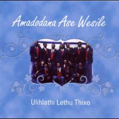 Amadodana Ase Wesile - Ulihlathi Lethu Thizio (CD)