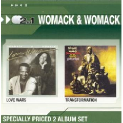 Womack And Womack - Love Wars / Transformation To The House (CD)