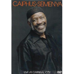 Caiphus Semenya - One Night - Live In Concert (DVD)