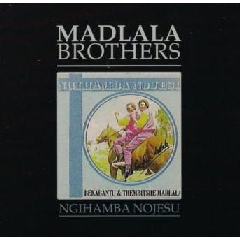 Madlala Brothers - Ngihamba No Jesu (CD)