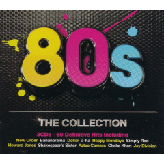 80's - The Collection - Various Artists (CD)