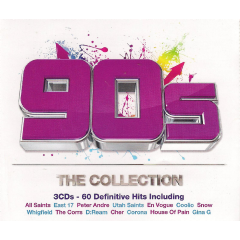 90's - The Collection - Various Artists (CD)