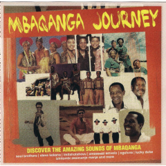 Mbaqanga Journey - Various Artists (CD)
