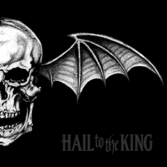 AVENGED SEVENFOLD - Hail To The King (CD)