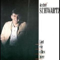 Andre Schwartz - Lief Vir Alles Hier (CD)