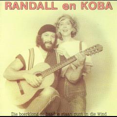 Randall & Koba - Die Boereklong Se Baadjie Staan Punt In Die Wind (CD)