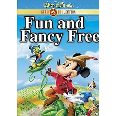 Fun & Fancy Free (DVD)